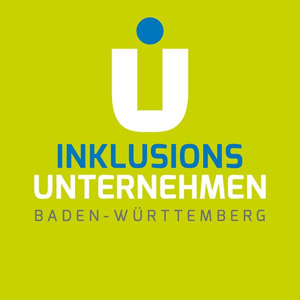 Inklusionsunternehmen BW Logo